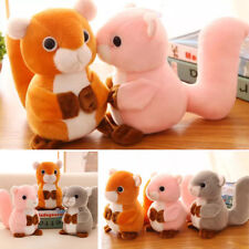 Squirrel Plush Toys Soft Stuffed Dolls Toys for Children Animals Plush Dolls