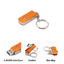 Laptop USB2.0 Memory Stick Flash Drive Thumb Gold Storage for Notebook PC