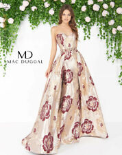 Mac Duggal 79169D Long Evening Dress ~LOWEST PRICE GUARANTEE~ NEW Authentic Gown