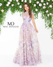 Mac Duggal 79173D Long Evening Dress ~LOWEST PRICE GUARANTEE~ NEW Authentic Gown