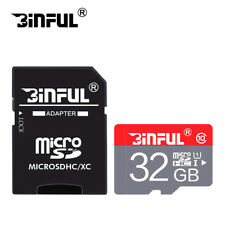 High Speed 32GB New Memory Card Micro SD Card TF Class10 SDHC With Adapter