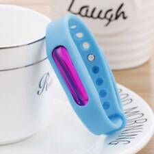 Anti Mosquito Pest Insect Bugs Repeller Repellent Bracelet Wristband Wrist Band