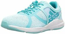 adidas Women's Crazytrain CF Cross-Trainer Shoes White/Satellite/Ocean