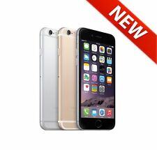 Apple iPhone 6 16 64 128GB Factory Unlocked Smartphone - Gold Space Gray Silver@