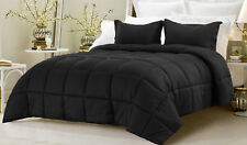 Scala bedding Down Alternative Twin/Queen/King Size Striped Comforter 3 PC Set