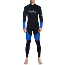 High-elastic 3mm Warm Men Full Body Wetsuit Diving Surf Full Length Swim Suit