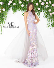 Mac Duggal 79174D Long Evening Dress ~LOWEST PRICE GUARANTEE~ NEW Authentic Gown