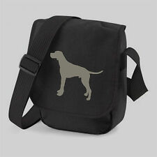 Pointer Dog Bag Silhouette Shoulder Bags Handbags Birthday Mothers Day Gift