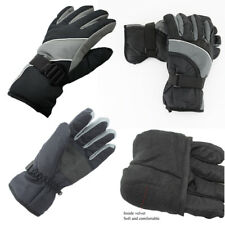 Outdoor 1 Pcs Space Cotton Men Waterproof Ski Gloves Winter Gloves Ski Warm