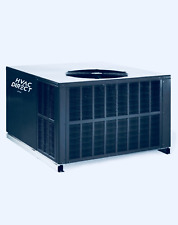HVAC DIRECT 2 Ton 14 SEER R410A Multi-Position Packaged Heat Pump