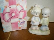 Enesco Little Moments Precious Moments-You're Forever In My Heart 139548