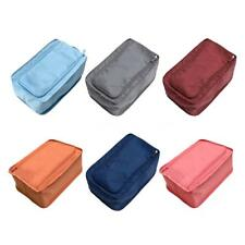 Travel Shoes Storage  Bag Waterproof Pouch Organizer good dacron material A4N8
