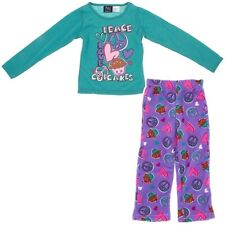 Peace, Love and Cupcakes Pajamas for Girls