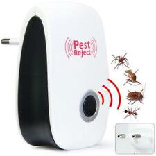 Electronic Ultrasonic Pest Reject Mosquito Killer Rat Mouse Rodent Repellent