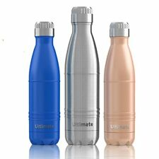 Ultimate Stainless Steel Double Wall Vacuum Insulated Water Bottle 17oz/25oz