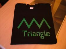 T SHIRT SYNTH DESIGN TRIANGLE WAVE MODULAR SYNTH VCO S M L XL XXL