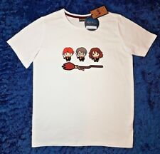 Primark Harry Potter Ron Harry Hermione Official T shirt Top Ladies Girls NEW