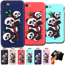 Fashion 3D Cover Case Skin Cute Gel Back Silicone TPU Soft For Apple iPhone 7/8