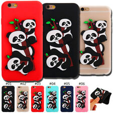 Cute Rubber Fashion Silicone Gel TPU Cover Case Back Skin Soft For Apple iPhone