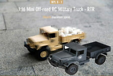 1:16 2.4G Remote Control Off-Road Truck High Speed RTR RTF RC kid Toy Car 4WD AU