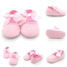 Baby Girl Lovely Shoes Soft Sole Crib Shoes Prewalker Toddler Anti-Slip Shoes