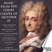 Baroque Guitar Music From The Court Chapel Of Frederik IV, New Music