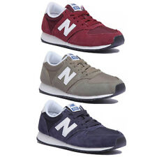 New Balance U420GRB Men Suede Leather Green Trainers 7.5-13