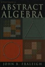 A First Course in Abstract Algebra (6th Edition)