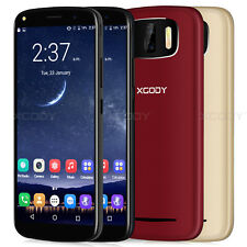"""XGODY Android 6.0 Smartphone 13MP 6"""" Quad Core 1GB+8GB Cell Phone 3G/2G Unlocked"""