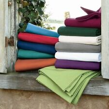Single Size Complete Bedding Collection 1000TC Egyptian Cotton Select Color