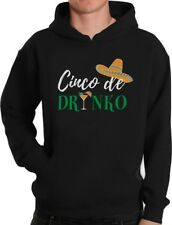 Cinco De Drinko - Cinco De Mayo Drinking Party Hoodie Gift Idea