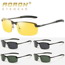 Polarized Mens Sunglasses Aviator Outdoor Driving Eyewear Hot Sports Shades Cool