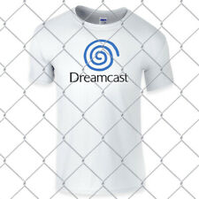 SEGA  DREAMCAST Retro super high quality premium white T Shirt in Pal