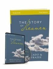 The Story of Heaven Study Guide with DVD : by Max Lucado & Randy Frazee