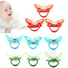 MagiDeal Baby Pacifier 0-24 Months Dummy Silicone Soother Orthodontic Nipples