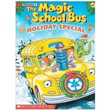 Magic School Bus, The - Holiday Special (DVD, 2002) BRAND NEW