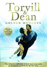**NEW** - Torvill and Dean Golden Moments &  RARE Sealed 5050582451405 {DVD}
