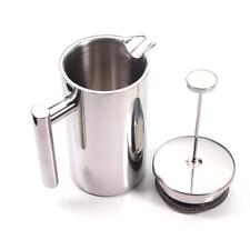 Epicure Selections Insulated Stainless Steel French Coffee