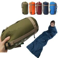 Ultra-light Safety Outdoor Envelope Multi Sleeping Bag Camping Travel Hiking