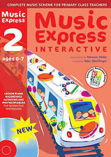 Music Express - Music Express Interactive - 2: Ages 6-7: Site license by Maureen