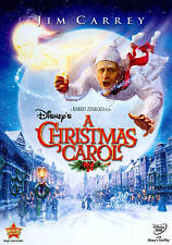 A Christmas Carol (DVD, 2010) - Ex Library - **DISC ONLY**