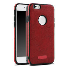 Cellphone Case Thin PU Leather Back Case Cover Waterproof Ultra IPhone Series