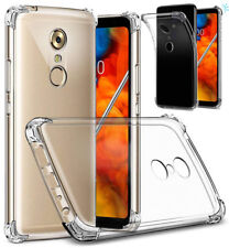 Case For LG Stylo 4 / Q Stylus Clear Shockproof 360 Matte Bumper Slim TPU Cover