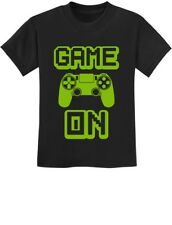 Game On - Perfect Gift For Gamers - Gaming Gamer Youth Kids T-Shirt Video Game