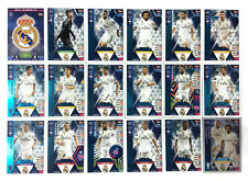 2018 2019 Topps Match Attax Champions League REAL MADRID WINNERS 2017-18