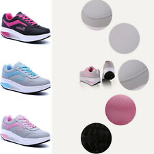 Leather Shoes Breathable Gym Outdoor 1 Pair Women's Ladies Athletic Sneakers