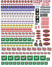 1:18 1:24 DECALS FOR DIECAST AND MODEL CARS & DIORAMA QUAKER STATE