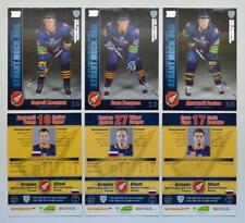 2010-11 KHL Atlant Moscow Region SILVER Pick a Player Card