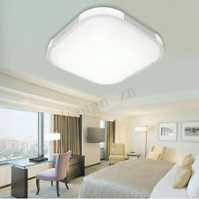 12/18/24/36/48W Warm White LED Square Ceiling Light Bedroom Lamp Surface