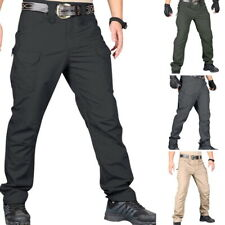Mens Pants Water-Resistant Hiking Outdoor Quick Dry Hiking Pant Trousers JR15